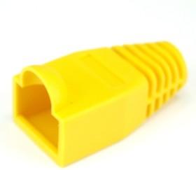 Фото 1/2 SS-320A-YELLOW (DS1124-02), Колпачок желтый для TP8P8C (RJ-45)