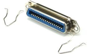 CENB-36F (DS1039 36FL0), Centronic-36 розетка на плату прямая