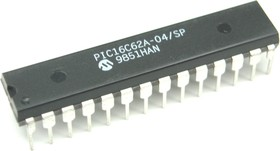 PIC16C62A-04/SP