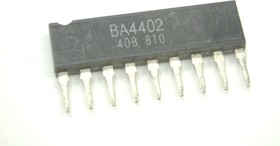 BA4402, Входной каскад FM-диапазона