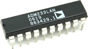 ADM233LANZ, Приемопередатчик интерфейса RS-232