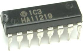 HA11219, FM приемник с подавителем шумов