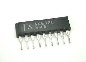 AN5020, Приемный усилитель сигналов с пульта дистанционного управления