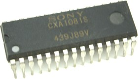 CXA1081S, ИМС SONY Сигнальный серво-процессор