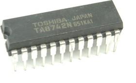 TA8742N, AV переключатель
