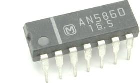 AN5860, Аналоговый ключ для RGB интерфейса