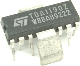 TDA1190Z, ИМС канала звука ТВ