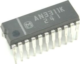 AN3311K, Усилитель записи для видеомагнитофона (4-Head)