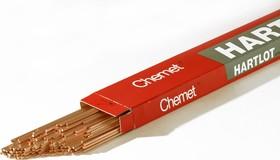 B8492522, Припой (CHEMET P-II) медно-фосфорный, пруток 2х2х500мм 17гр