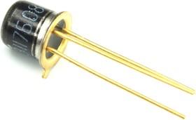 Фото 1/2 КТ3117А, Транзистор NPN импульсный высокочастотный