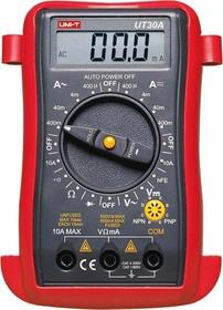 UT30А, Мультиметр цифровой
