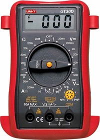 UT30D, Мультиметр цифровой