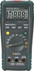 Фото 1/2 MS8235, Мультиметр цифровой + кабельный тестер + детектор напряжения