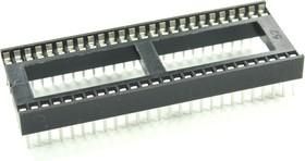 ICSS-52 (DS1010-52W), DIP панель 52-контактная шаг 1.778мм широкая