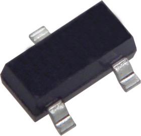 Фото 1/3 FMMT617TA, Транзистор NPN 15В 3А 625мВт [SOT-23]