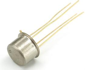 Фото 1/2 2П302А, Полевой N-канальный транзистор, входные каскады малошумящих усилителей, широкополосные усилители