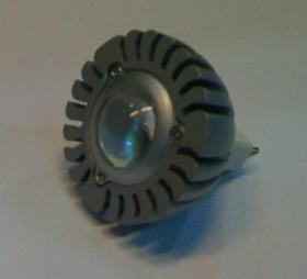 TLL-MR16F3W-061-W, Светодиодная лампа белая 12В, цоколь MR16