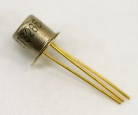 Фото 1/3 2Т326Б, PNP биполярный транзистор, усилительный, высокочастотный