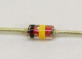 КС216Ж стекло, Стабилитрон кремниевый маломощный , 16В