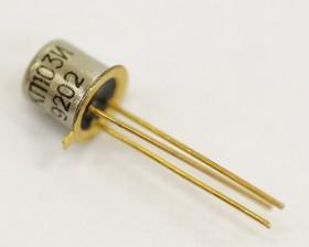 КП103И, Транзистор, Р-канал, малой мощности [КТ-17]