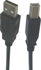 BL1090 (SN1090), Шнур USB2.0 A вилка - USB B вилка, 1.8м