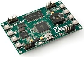 ATAVRXPLAIN, Отладочный набор на базе МК ATxmega128A1