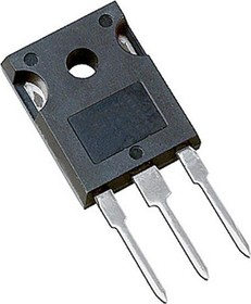 Фото 1/2 FGH80N60FDTU, Транзистор, Field Stop, IGBT, 600В, 80А, 290Вт (=SGH80N60UFTU), [TO-247]