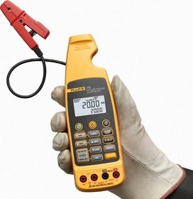 Фото 1/4 Fluke 773, Мультиметр-калибратор с клещами для измерения малых токов (Госреестр РФ)