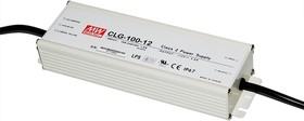 CLG-100-12, AC/DC LED, 12В,5А,60Вт,IP67 блок питания для светодиодного освещения