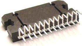 TA8275HQ, Мостовой четырехканальный усилитель мощности, 4 х 41Вт, 4 Ом, 20…20000Гц