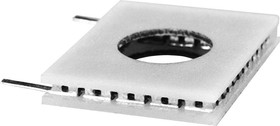 ТВ-41-1.0-0.8СН, Модуль Пельтье термоэлектрический с отверстием 22.5х17.5мм, 5.8А 18.1Вт (d отверстия 9.5мм.)(пров)