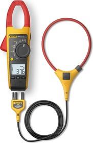 Фото 1/9 Fluke 376 токовые клещи с гибким датчиком тока iFlex
