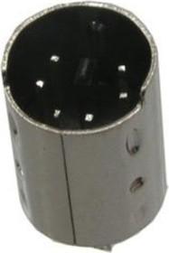 AF-2130 (MDN-6M), Вилка MiniDIN-6 на кабель, без хвостовика