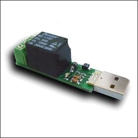 MP709, USB реле для управления нагрузкой через интернет (модуль)