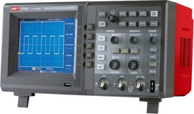 UTD2042C(E), Осциллограф цифровой, 2 канала х 40МГц, USB, цветной дисплей