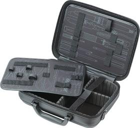 Фото 1/2 9PK-710P, Кейс для инструмента с 2 палетами ЛЮКС (кожа)