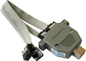 AVR-ISP500, Внутрисистемный USB-программатор для мк AVR