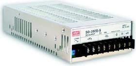 SD-200D-12, DC/DC преобразователь, 200Вт, вход 72-144В, выход 12В/16.7А