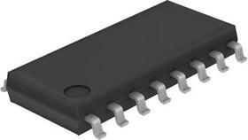 MBI5167GD, 8-канальный драйвер для светодиодов с внешней регулировкой выходного тока, 3…45мА, [SO-16]