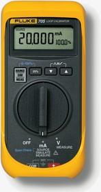 Фото 1/3 Fluke 705, Измеритель-калибратор петли тока (Госреестр)