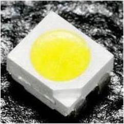 Фото 1/3 CLA2A-WKW-CXbZ0153, Светодиод белый PLCC-4 3.2x2.8x1.9 мм 2240:5600 мКд