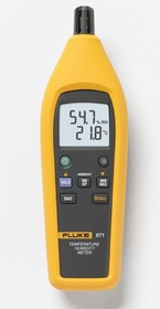 Фото 1/2 Fluke 971, Измеритель температуры и влажности, термогигрометр (Госреестр)