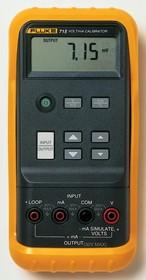 Fluke 715, Калибратор измерителей температуры