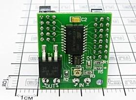 SDC0009, Программируемый контроллер разряда аккумулятора