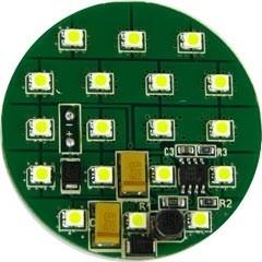 Фото 1/3 SHL0004-5500K, Светодиодный модуль для установки в корпуса точечных 50мм светильников