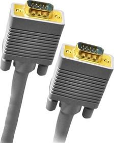 BW1476, Шнур VGA/SVGA вилка - VGA/SVGA вилка, 10м