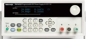 PWS4323, Источник питания программируемый, 0-32В 0-3А 96Вт (Госреестр)