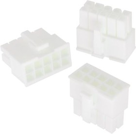 649024113322, WR-MPC4 4.20 DUAL RECEPTACLE HOUSING 24P