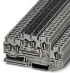3038545, Conn Feed-Through Modular Terminal Block F 6 POS T DIN Rail 22A