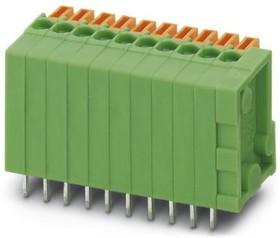 1789401, PCB TERMINAL BLOCK, FFKDSA1/V-2,54-10
